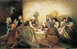 Lord's Supper seder